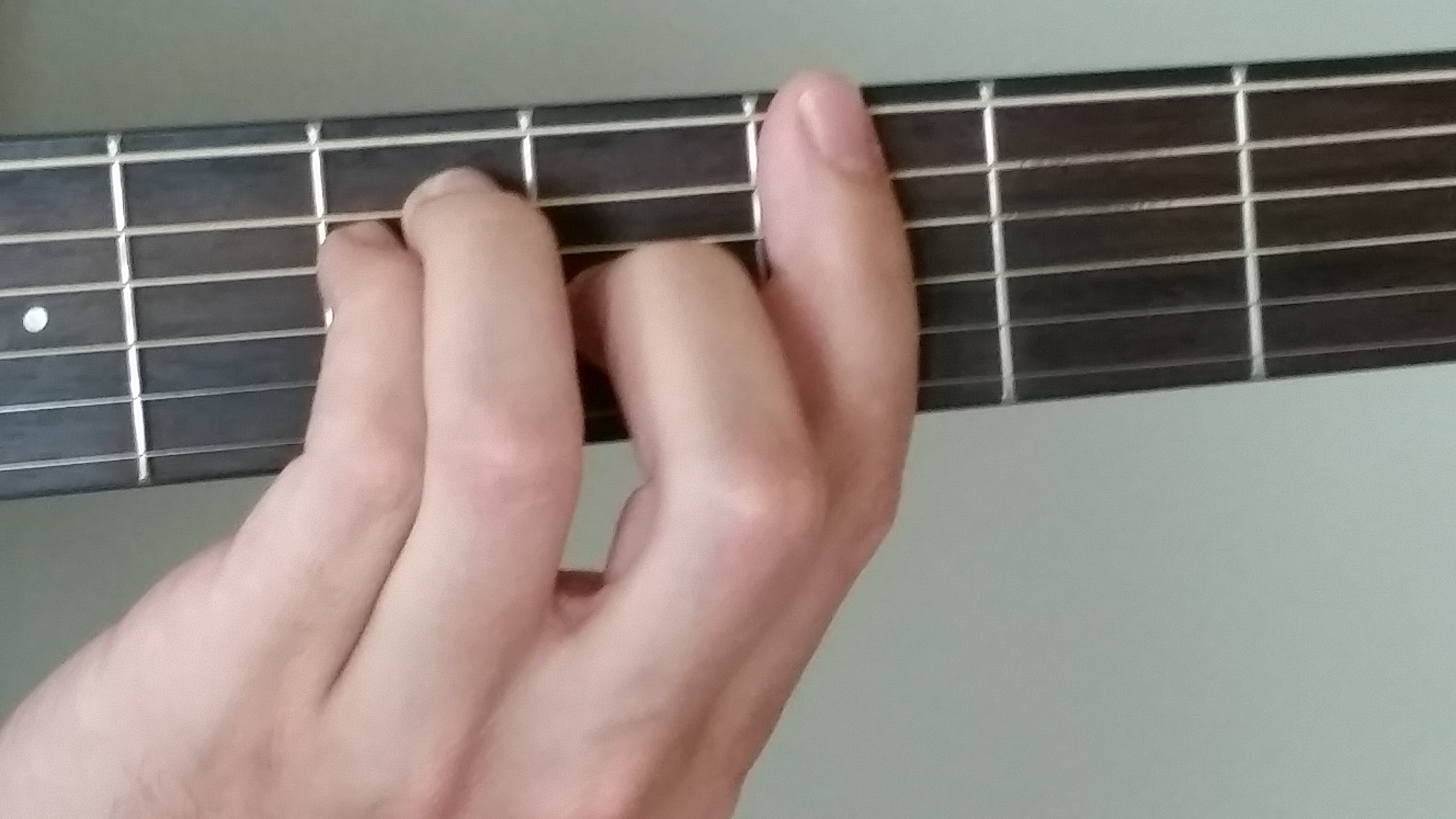 How To Conquer Those Tricky Barre Chords Frethacker